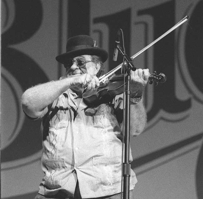 Bluegrass Nights: Benny Martin