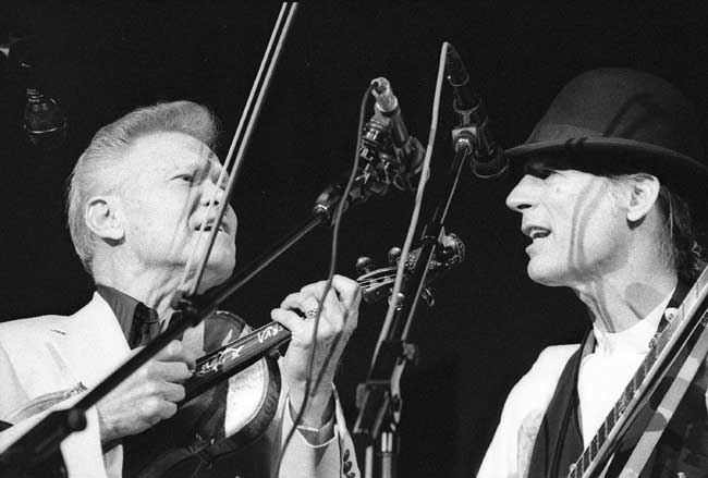 Bluegrass Nights: Vassar Clements, John Hartford