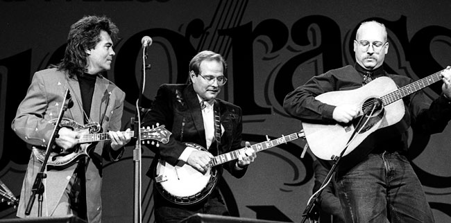 Bluegrass Nights: Marty Stuart, Alan O'Bryant, David Grier