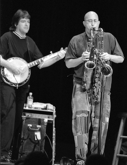 Bela Fleck, Howard Levy
