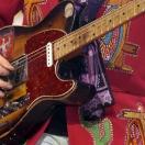 Clarence White's Fender Telecaster